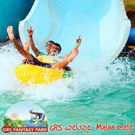 GRS Fantasy Park: Float Slide