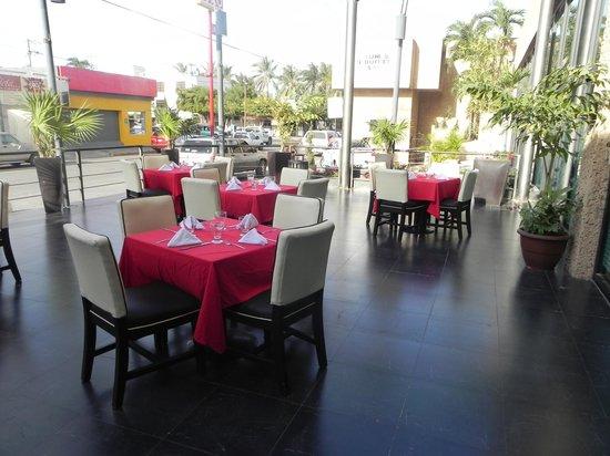 Hotel El Sembrador: restaurant