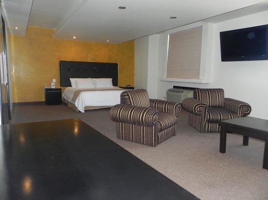 Hotel El Sembrador: habitacion remodelada
