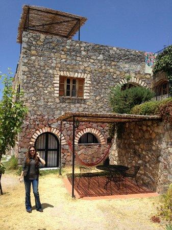 Refugio Romano: Habitacion ideal para ir en pareja