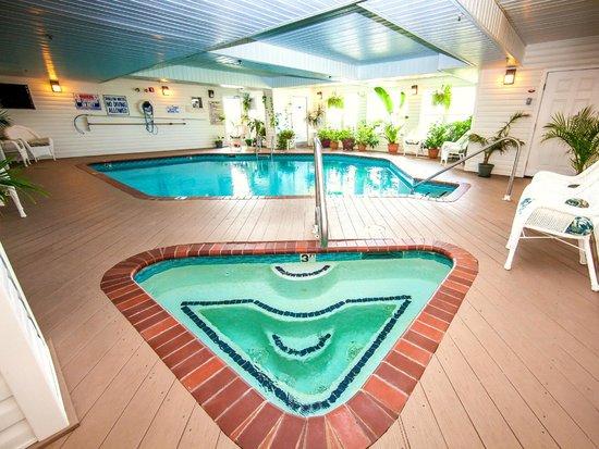 Islander Inn Hot Tub Heated Indoor Pool