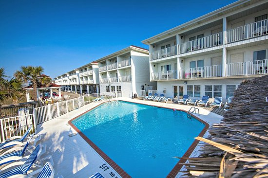 The Winds Resort Beach Club Ocean Isle North Carolina