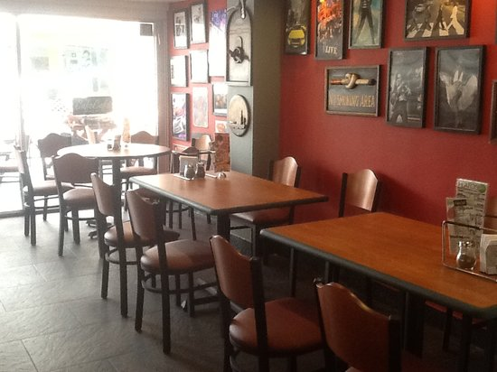 CafeCafe Since 1992: New Look