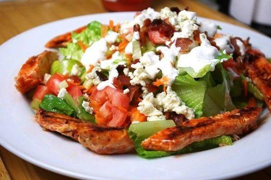 The Sturgis Haus: Our Smoked Buffalo Chicken Salad