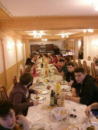 Hotel La Montanina: gita 2013