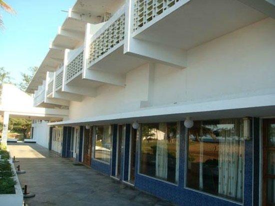 Xai-Xai, Mosambik: Front