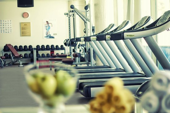 Rixos Hotel Libertas: Gym