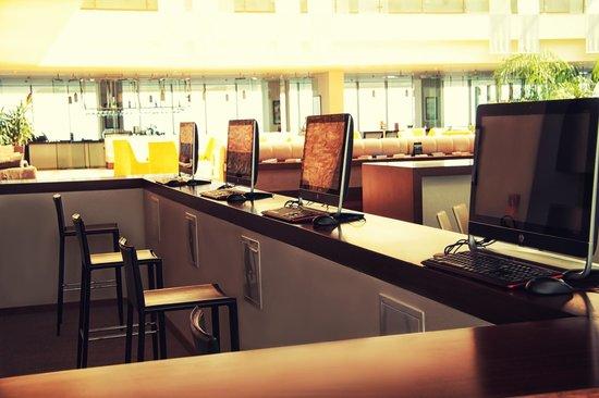 Rixos Hotel Libertas: Internet Center