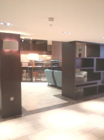 Sheraton Heathrow Hotel: lobby area / lounge
