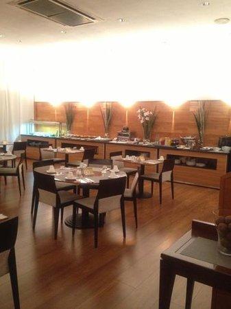Exe Parc del Valles : Restaurante