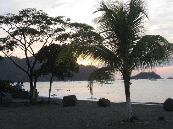 Hotel ManGaby: beach