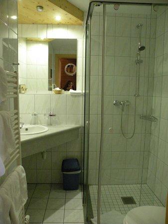 Berghotel Schiller: baño