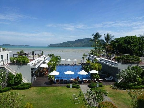 Serenity Resort & Residences Phuket : view from our room
