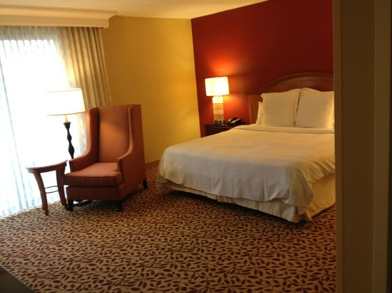 Anaheim Marriott: Executive Platinum Room 339