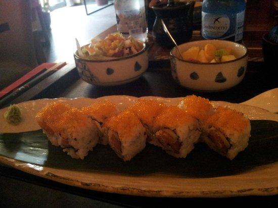 Yoshi Restaurant : menù2