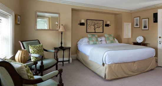 Portland Maine Boutique Hotel Guestroom Arts District At The Danforth