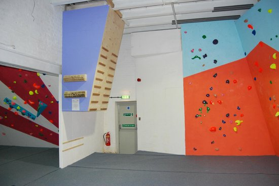 The Climbing Station: The campus board and beastmakers