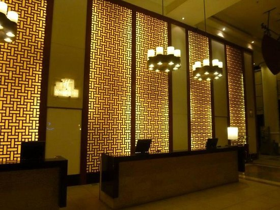 Holiday Inn Kuala Lumpur Glenmarie: impressive lobby
