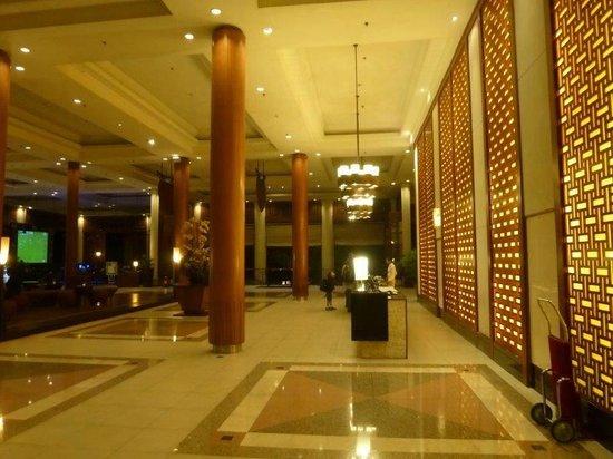 Holiday Inn Kuala Lumpur Glenmarie: lobby