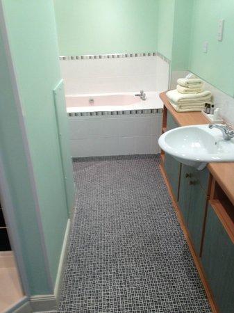 Best Western Pus Scottish Borders Selkirk Philipburn Hotel: Bathroom