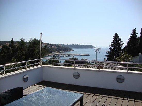 Villa Feniks: Vista mare!