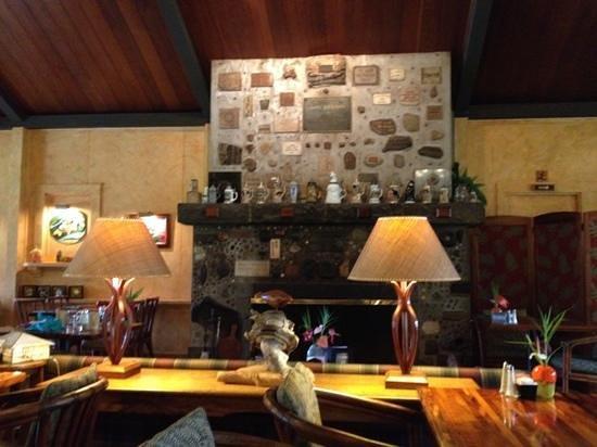 كيلاويا لودج: restaurant