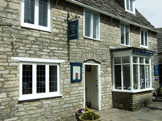 National Trust Tea Room: Entrance