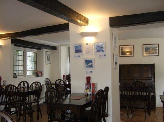 National Trust Tea Room: Interior of Tea Rooms