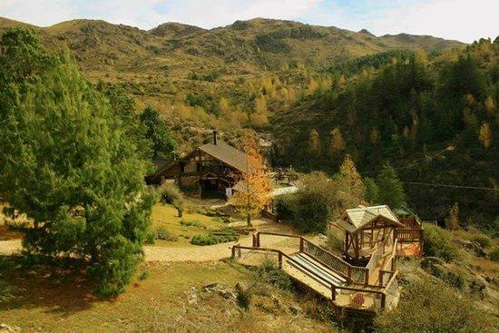 La Cumbrecita, อาร์เจนตินา: Refugio de Gambrinus - restaurante tirolés