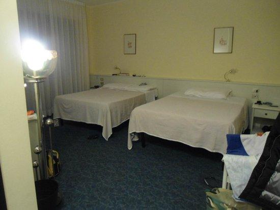 Hotel Terme Vena D'Oro: Letti francesi