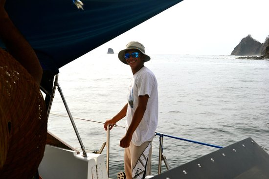 The Seabird Sailing Catamaran Tours: Crew