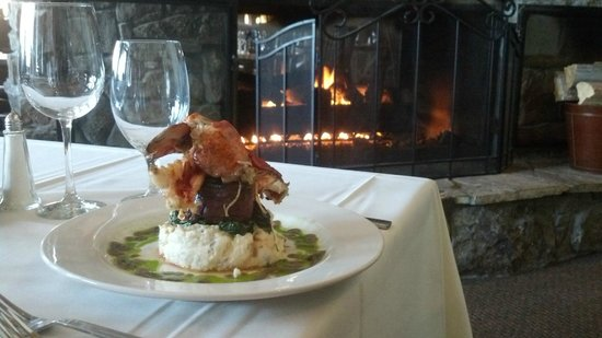 Headwaters Grille: Surf and Turf Dinner Special
