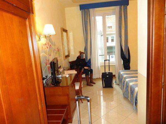 Londra Hotel: chambre