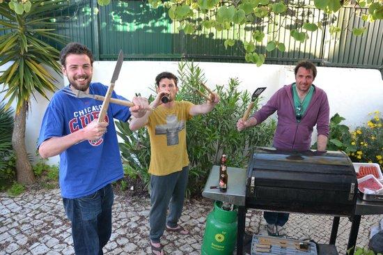 Casa Offshore: BBQ