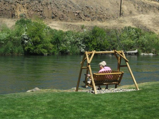 Imperial River Co.: Relaxing by the River