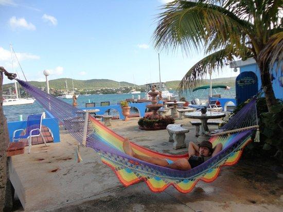 Villa Boheme: area relax