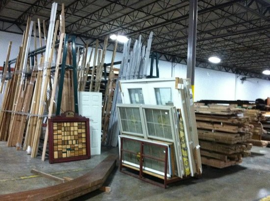 Kentuckiana Trading: Bunch of Building materials
