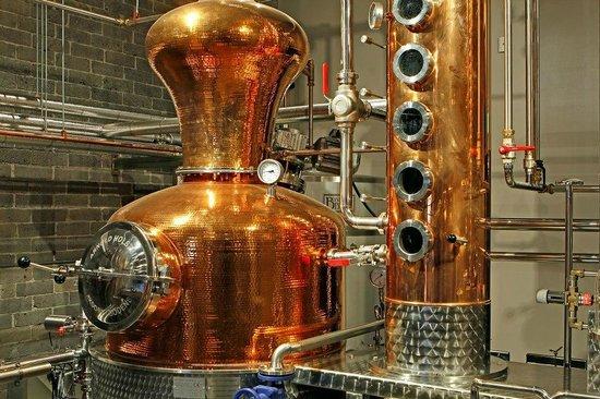 Local Craft Distillery Tours