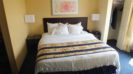 SpringHill Suites Norfolk Old Dominion University: Comfy