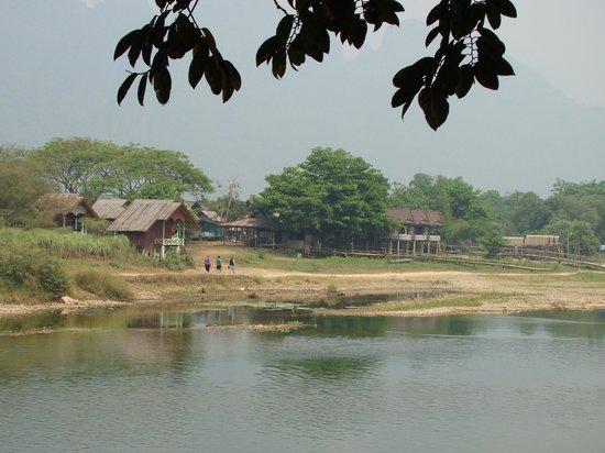 Ban Sabai Bungalows by Inthira: View from Ban Sabai Bungalows
