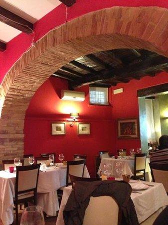 Ristorante Coccorone: sala del ristorante