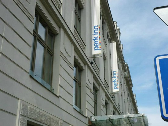 Park Inn Hotel Prague : Close enough to the key areas but a quieter part of town