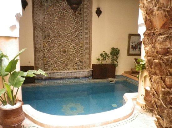 Riad Les Trois Palmiers El Bacha: 2