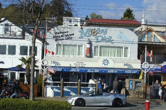Moby Dick Restaurant : picture of Moby Dick