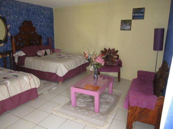 Casa Mexicana: habitacion triple