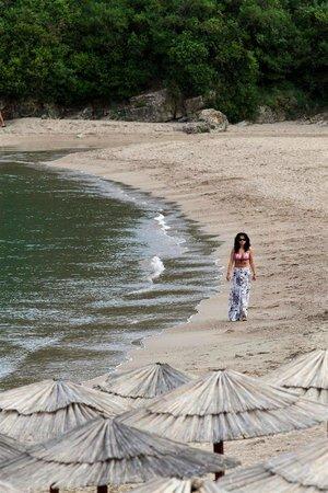 Apartments Savina: beach