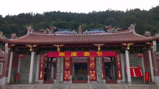 坡头泰山庙