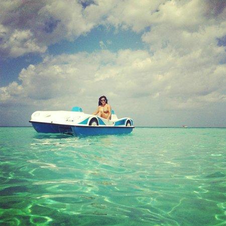Melia Las Americas: deportes nauticos