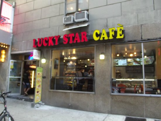 lucky star cafe new york city midtown menu prices. Black Bedroom Furniture Sets. Home Design Ideas