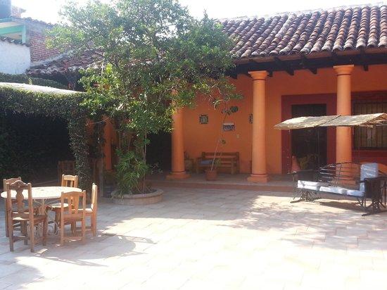 Hostel Las Palomas: el climaaa perfectooooo